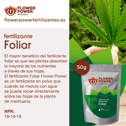 Picture of Flower Power Foliar (spray) Fertilizer Basic Line