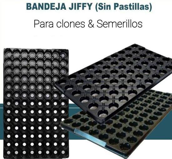 Imagen de Bandeja Plastico 33 mm 104 alv sin Jiffiies