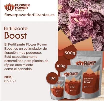 Picture of Flower Power Boost Fertilizer Basic Line