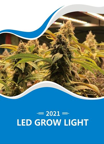 Picture of LED Growlight Guide for Cannabis