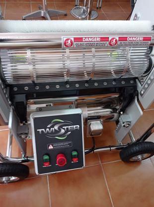 Imagen de Twister T-2 Cosechadora para plantas de CBD&THC Profesional    ¡ Disponible !